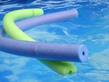 2014 Newly designed EPE swimming noodles, pool noodles