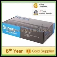 Sunray sr4 a8p sim card Triple tuner A8p +Wifi sunray SR4 800se