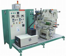 narrow web hot melt coating laminating machine for Pharmacy label