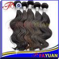 qualidade superior da extensão do cabelo de miami