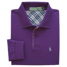High quality custom design mens polo shirt
