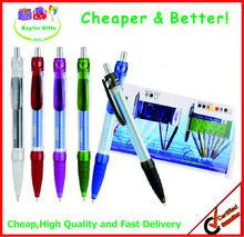 Hot sales Factory price banner logo pen Calendar Banner Pen ad banner pen