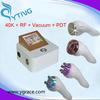 hotsale portable vacuum cellulite suction ru 6 cavitation rf body shaping beauty machine