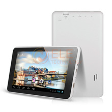 7inch infotmic 86V imapx15 ARM Cortex A9 Family 1.0 GHZ Dual core 512MB RAM 4GB ROM dual camera WIFI HDMI android tablet pc