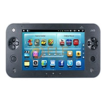 Free Shipping 7 Inch Game Console 8GB JXD S7100 Android 2.2 Capacitive A9 Tablet PC Game Player