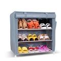 sw أثاث منزلي معدنية قابلة للتعديل ايكيا مجلس الوزراء الحذاء حذاء الحامل منظم الأحذية الرف