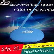 fashion design 2g 3g 800 mhz home cdma cell phone signal booster