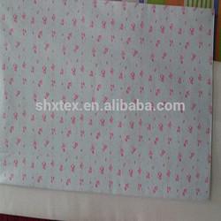 100% cotton stripe sheet / cotton bedding fabric