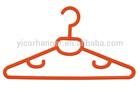 red coat hanger