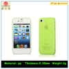 colors shock snow dirt water proof hard case cover for iphone 4/4s