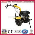 Tig90125 gasolina timón mini/máquinas agrícolas/agricultura herramientas/cultivador