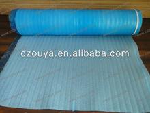 non-toxic blue laminate flooring underlayment