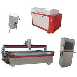 marble mosaic making machine