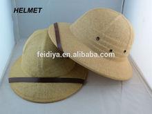 Straw Pitch Helmet / Safari Hat helmet straw hat