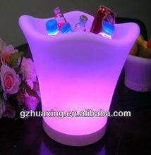 2014 hot sale led furniture led glowing decoration L-D042