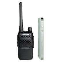 compact clear voice mini restaurant walkie talkie
