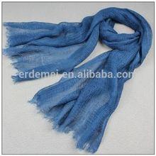 Hollow woven dyeing wholesale dubai shawl