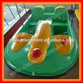 parque de atracciones de agua juegos bote a pedales para la venta