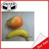 Artificial fake decorative plastic fruit