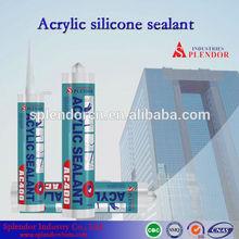 acetic silicone sealant/ acrylic-based silicone sealant supplier/ silicone sealant for concrete sealer