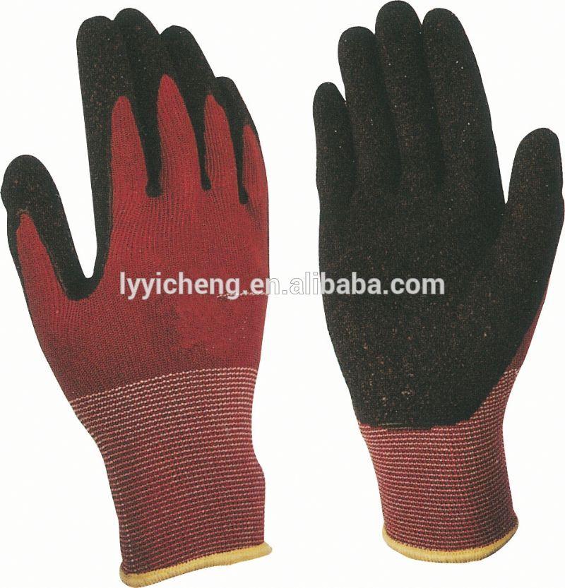 Latex Coated Glove 108