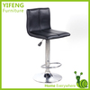 high quality and high stand swivel promotion bar stool (factory manufacturer)