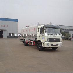 Low Price Bejing FOTON 15000L Bulk Fodder Transport Truck