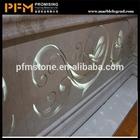 PFM Chinese xiamen luxury marble polished sahara gold marble