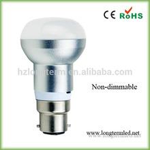 Green energy saving aluminum house e27 b22 led bulb 7w 550 lumen