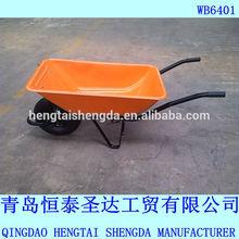 fuerte de hierro carretilla común wb6401 herramientas agrícolas