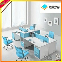 popular stytle acrylic plywood office partitions and workstation office furniture office partition