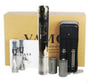New Vamo V5 starter kit full Mechanical Mod V5 Battery Body Variable Voltage Mod for Electronic Cigarette in retail package