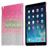 Gradual Waterdrop Diamond Studded Back Cover For iPad 5 Hard Case