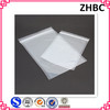 Clear plastic storage vacuum bag for food packaging