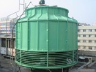 round shape 150T cooling tower