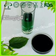 A granel clorofila cobre en polvo en polvo clorofila