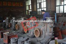 Belt drive coal solid water mining slurry pump