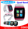 mobile phones watch with bluetooth