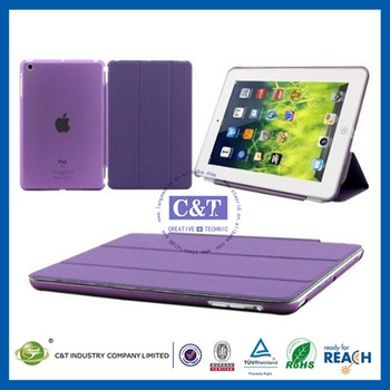 Heat Transfer Sublimation sublimation leather cases for ipad mini