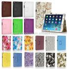PU Leather Folio Folding Stand Case Cover For Apple iPad Air 5 iPad Mini/Retina