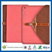 hot selling ultra thin luxury case smart flip leather stand cover case for ipad mini