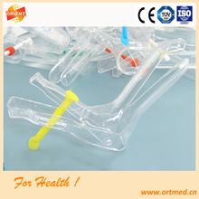 Suministros médicos de plástico dilatadores vaginales