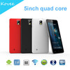 HOT MT6582 Quad Core smartphone Dual SIMS support mobile phone china new products
