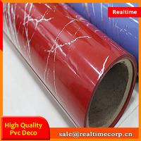 rigid self adhesive rigid pvc film plastic