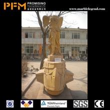 Custom Engineering angel mould statue