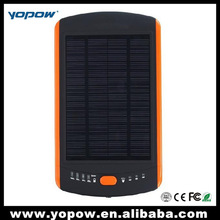 Yopow Best Quality Rechargeable 23000mAh Solar Power for Mobile Phones and Notebook