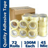 Tape Water Acrylic Sealant (BOPP Film and Water-Base Acrylic)