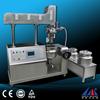 skin care products vaseline vacuum emulsifying homogenizer machine