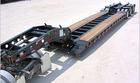 Stainless Steel Tripple Axle L1 jost semi trailer landing