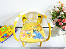 Colourful Reinforce electric Cartoon metal sound baby chair with high quanlity